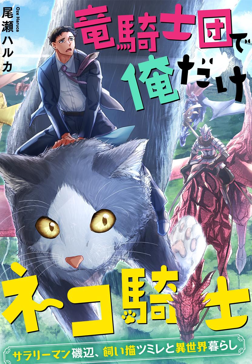 竜騎士団で俺だけネコ騎士~サラリーマン磯辺、飼い猫ツミレと異世界暮らし~